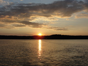 przyszedł wrzesień...i całe jezioro dla MAŁYCH, DZIELNYCH ŻEGLARZY...